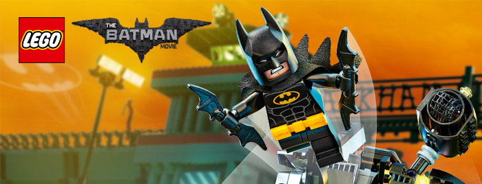LEGO The Batman Movie