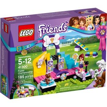 LEGO Friends Выставка щенков: Чемпионат 41300