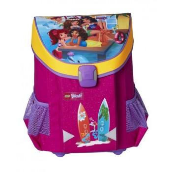 Рюкзак детский LEGO Friends Домик на пляже 22л
