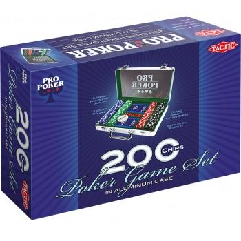 Tactic Набор для профессионального покера 03090