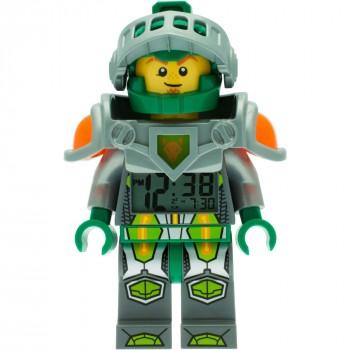 LEGO Часы настольные Smartlife Nexo Knights Аарон 9009426
