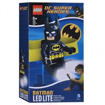 LEGO Super Heroes  Фонарик на голову Бэтмен (LGL-HE8)
