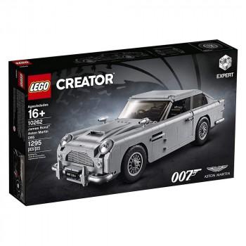 LEGO Creator Астон Мартин DB5 Джеймса Бонда 10262