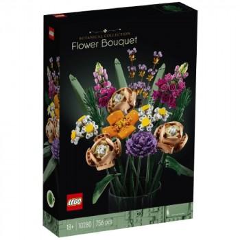 Конструктор LEGO Creator Expert Букет цветов 10280