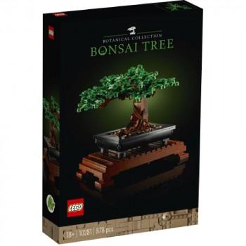 Конструктор LEGO Creator Expert Дерево Бонсай 10281