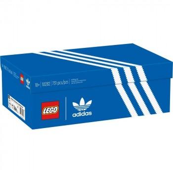 Конструктор LEGO Creator Кроссовки adidas Originals Superstar 10282