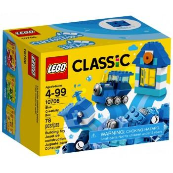 LEGO Classic Синий набор для творчества 10706
