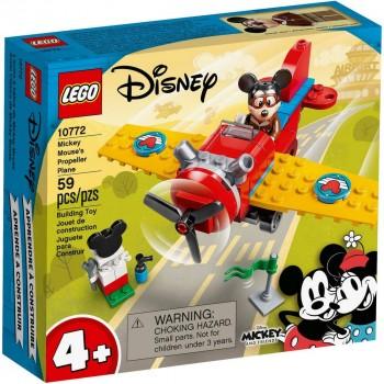 Конструктор LEGO Mickey and Friends Винтовой самолёт Микки 10772