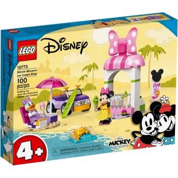Конструктор LEGO Mickey and Friends Магазин мороженого Минни 10773