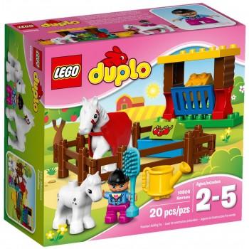 Конструктор LEGO DUPLO Лошадки 10806