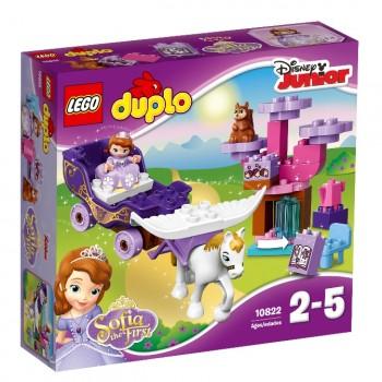 LEGO DUPLO Волшебная карета Софии Первой 10822