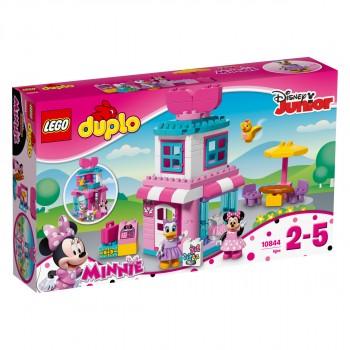 Конструктор LEGO DUPLO Магазинчик Минни Маус 10844
