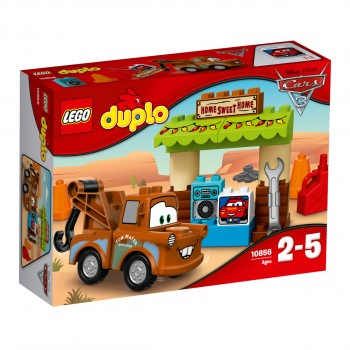 Конструктор LEGO DUPLO Гараж Мэтра 10856