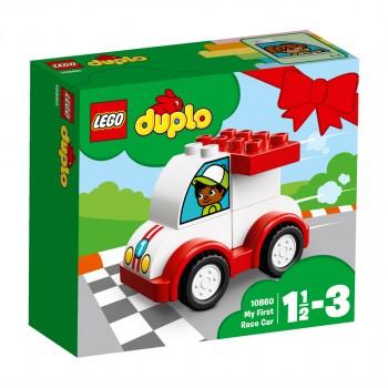 LEGO DUPLO Мой первый гоночный автомобиль 10860