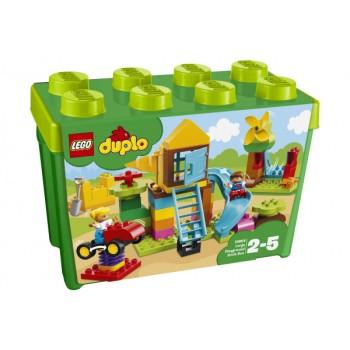 Конструктор LEGO DUPLO Большая игровая площадка 10864