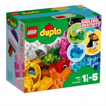 Конструктор LEGO DUPLO Весёлые кубики 10865