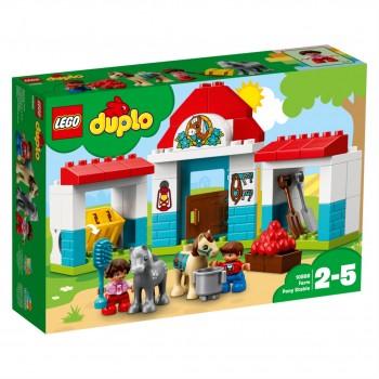 LEGO DUPLO Конюшня на ферме 10868