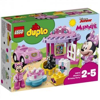 Конструктор LEGO DUPLO День рождения Минни 10873