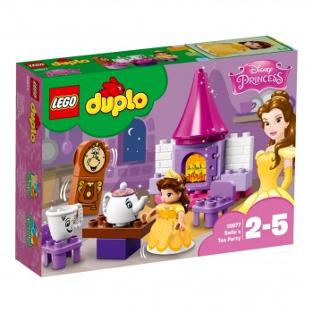 LEGO DUPLO Disney Princess Чаепитие у Белль 10877