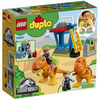 LEGO DUPLO Башня Ти-Рекса 10880
