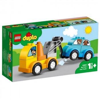 LEGO DUPLO Мой первый эвакуатор 10883