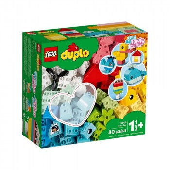 LEGO DUPLO Шкатулка-сердечко 10909