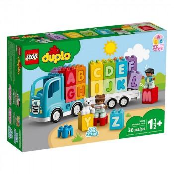 LEGO DUPLO Грузовик «Алфавит» 10915