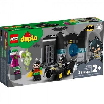 LEGO DUPLO Пещера Бэтмена 10919