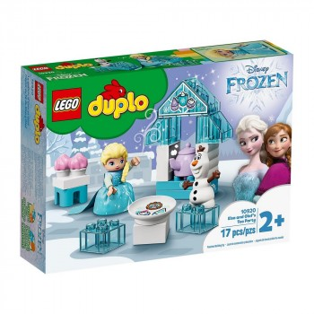 LEGO DUPLO Чаепитие у Эльзы и Олафа 10920