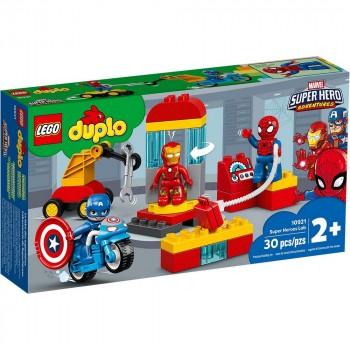 LEGO DUPLO Лаборатория супергероев 10921