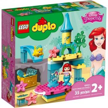 Конструктор LEGO DUPLO Disney PrincessПодводный замок Ариэль 10922