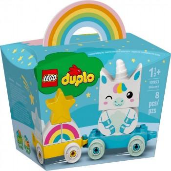 Конструктор LEGO DUPLO Мой первый Единорог 10953