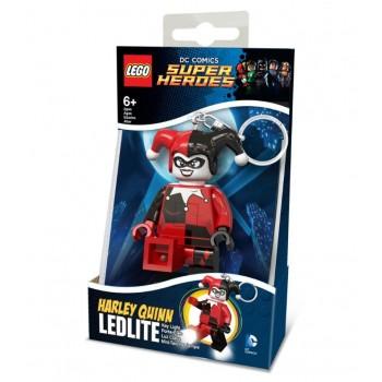 LEGO Super Heroes Брелок-фонарик Харли Квинн (LGL-KE81)
