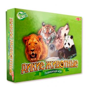 Настольная игра Tactic Дикие животные планеты (01744)