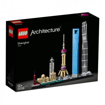 LEGO Architecture Шанхай 21039