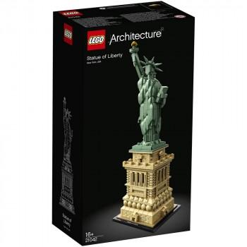 Конструктор LEGO Architecture Статуя Свободы 21042