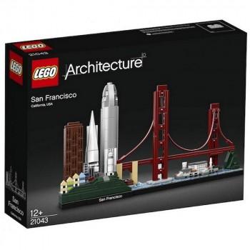 Конструктор LEGO Architecture Сан-Франциско 21043