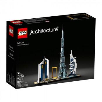 Конструктор LEGO Architecture Дубай 21052