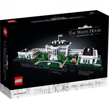 Конструктор LEGO Architecture Белый Дом 21054