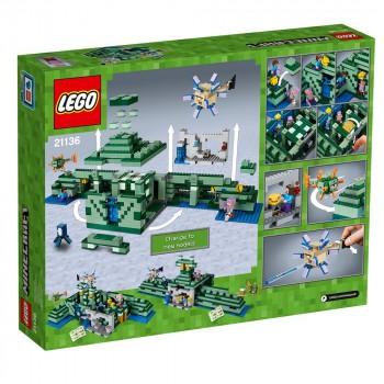 LEGO Minecraft Подводная крепость 21136
