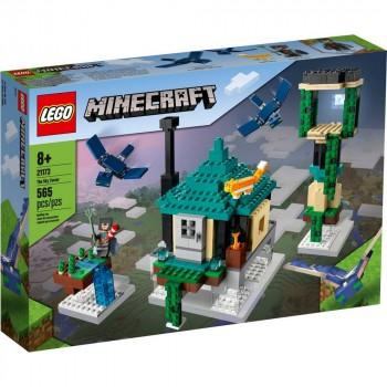 Конструктор LEGO Minecraft Небесная башня 21173