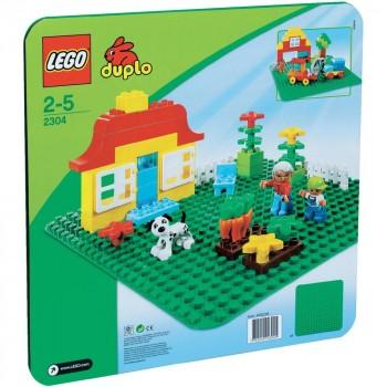 Конструктор LEGO  DUPLO Строительная доска (38х38) 2304