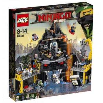 LEGO Ninjago Вулканическое логово Гармадона 70631
