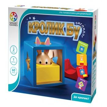 Smart Games Кролик Бу SG 037 UKR