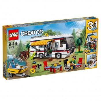 LEGO Creator Отдых на каникулах 31052