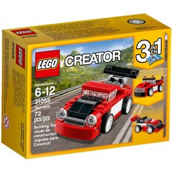 Конструктор LEGO Creator Красная гоночная машина 31055