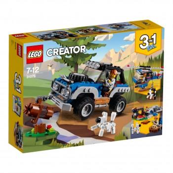 Конструктор LEGO Creator Приключения в глуши 31075