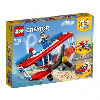 LEGO Creator Бесстрашный самолет высшего пилотажа 31076
