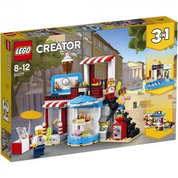 Конструктор LEGO Creator Модульная сборка: приятные сюрпризы 31077