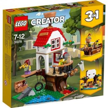 Конструктор LEGO Creator В поисках сокровищ 31078
